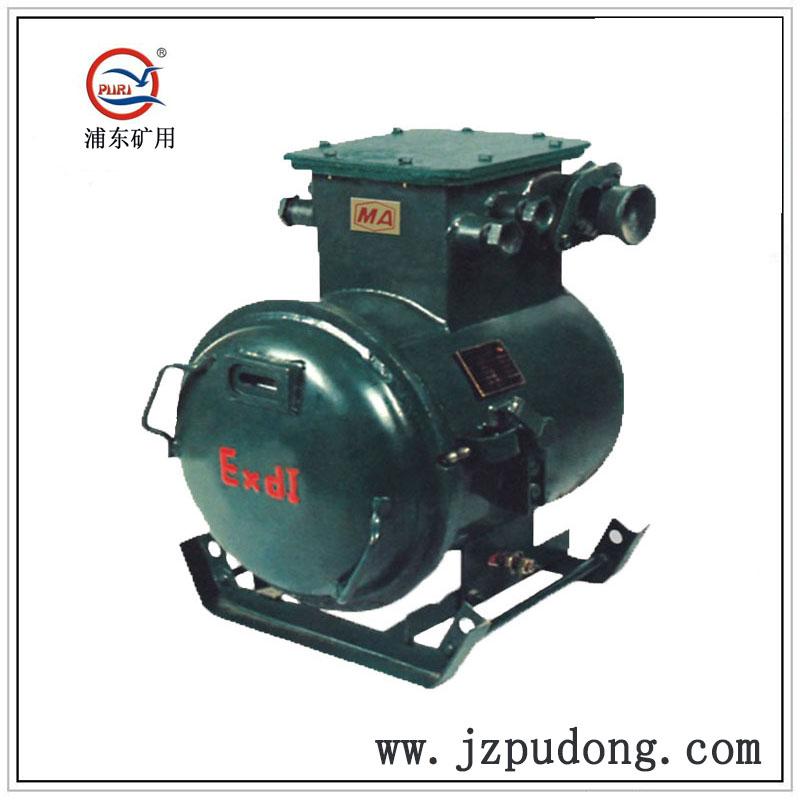 矿用照明型号综合保护装置(圆壳)ZBZ-2.5M、4.0M/1140V660V/380V