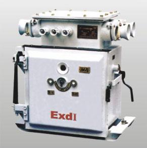 矿用隔爆兼本质安全型真空电磁起动器QJZ-200、315、400/1140V660V