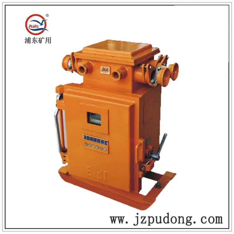 矿用隔爆型真空电磁起动器(智能汉显)可逆QBZ-30N/60N/80N/120N/200N/1140V/660V