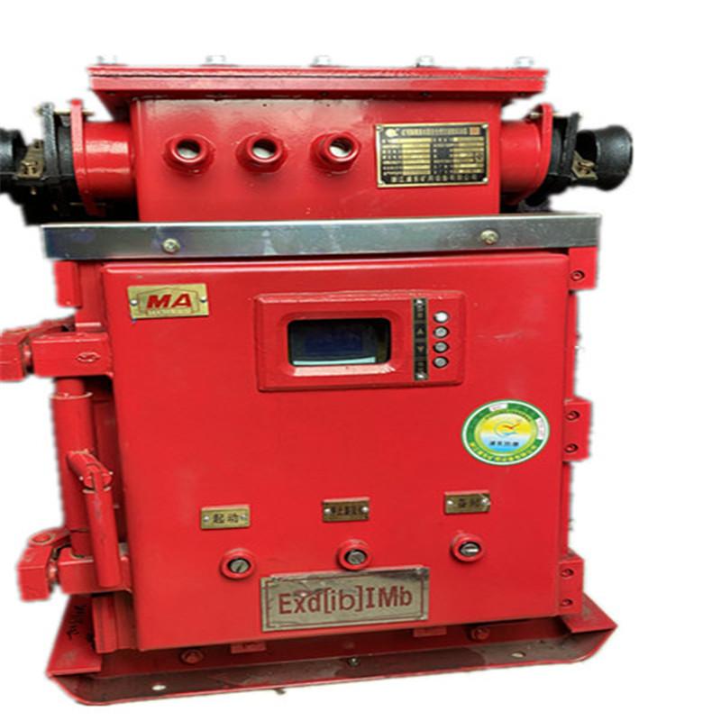 矿用隔爆兼本质安全型(中文汉显)交流起动器QJR-80、120、200、315、400、500、630(1140V/660V)(660V/380V)
