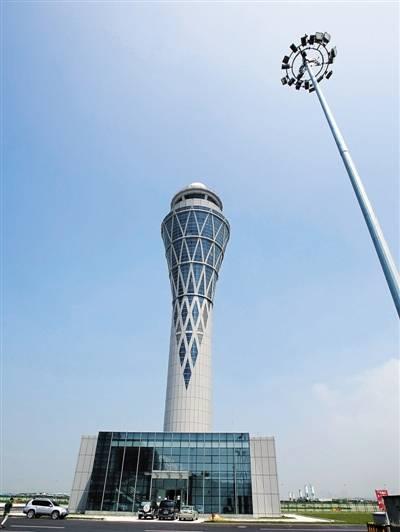 民航深圳空管站(新航管楼、新塔台)