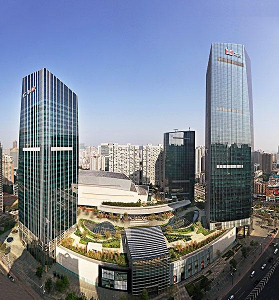 匯豐銀行(廣州總部)