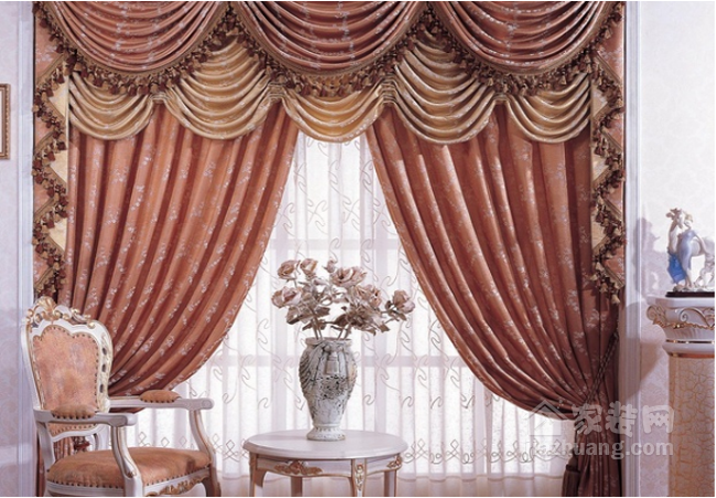 家裝窗簾如何選擇?你選對了嗎?
