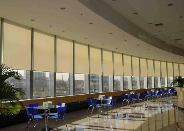 辦公窗簾種類有哪些 辦公室窗簾選擇技巧