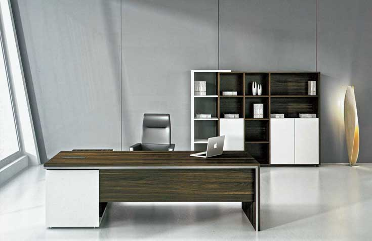 MG-1537系列经理桌