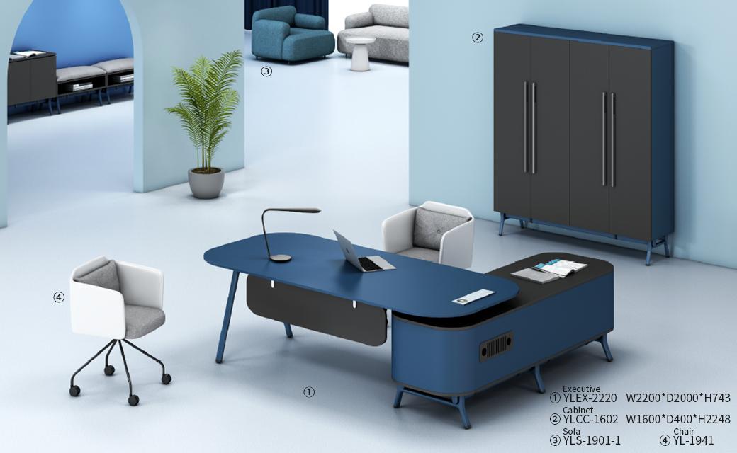 经理桌YLEX-2220