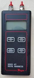 DWYER 477手持式数字压力计
