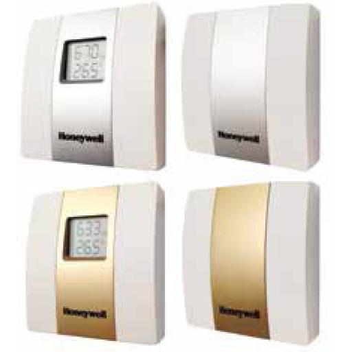 HONEYWELL SCTHW室内壁式温湿度变送器