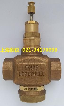 HONEYWELL V5011P1004   电动二通阀