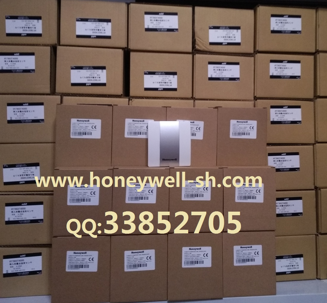 霍尼韦尔温度NTC20K输出的SCTHWD4FNNS壁挂式温湿度传感器