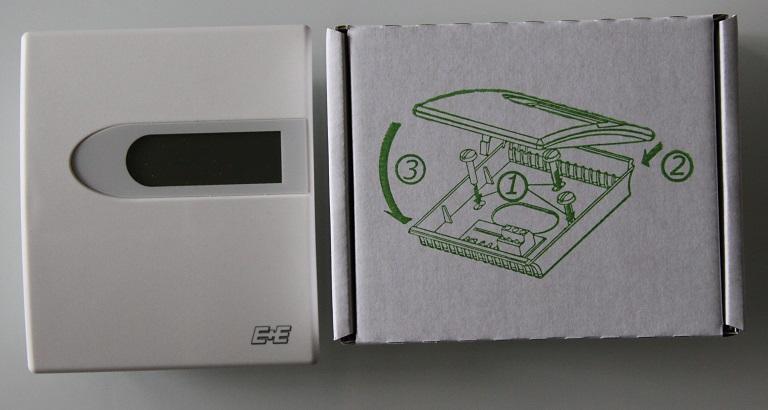 E+E EE10-FT6-FT3-D04-T04-M1A3-M1A6 系列暖通空调用室内温湿度变送器