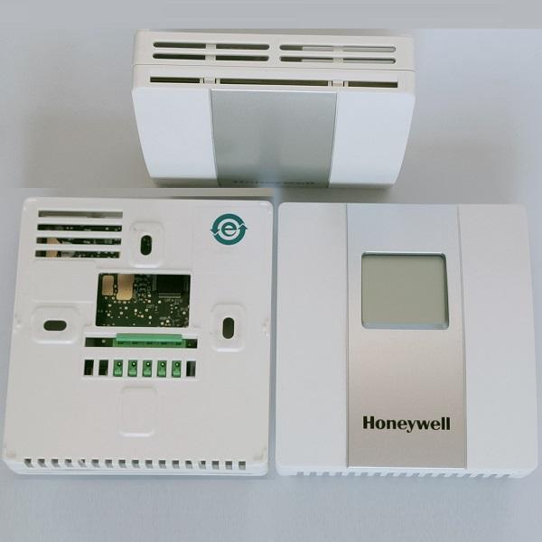 标准信号输出的单温度传感器与温湿度传感器