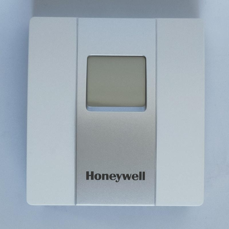 室内温度变送器首选壁房间型挂式LCD显示温度传感器霍尼韦尔温湿度变送器