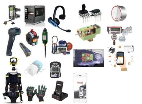 霍尼韦尔传感物联(SIOT)事业部的主要产品