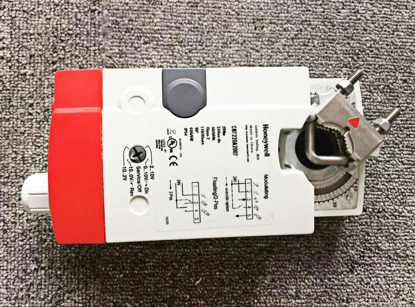风阀执行器 HONEYWELL CN7220A2007