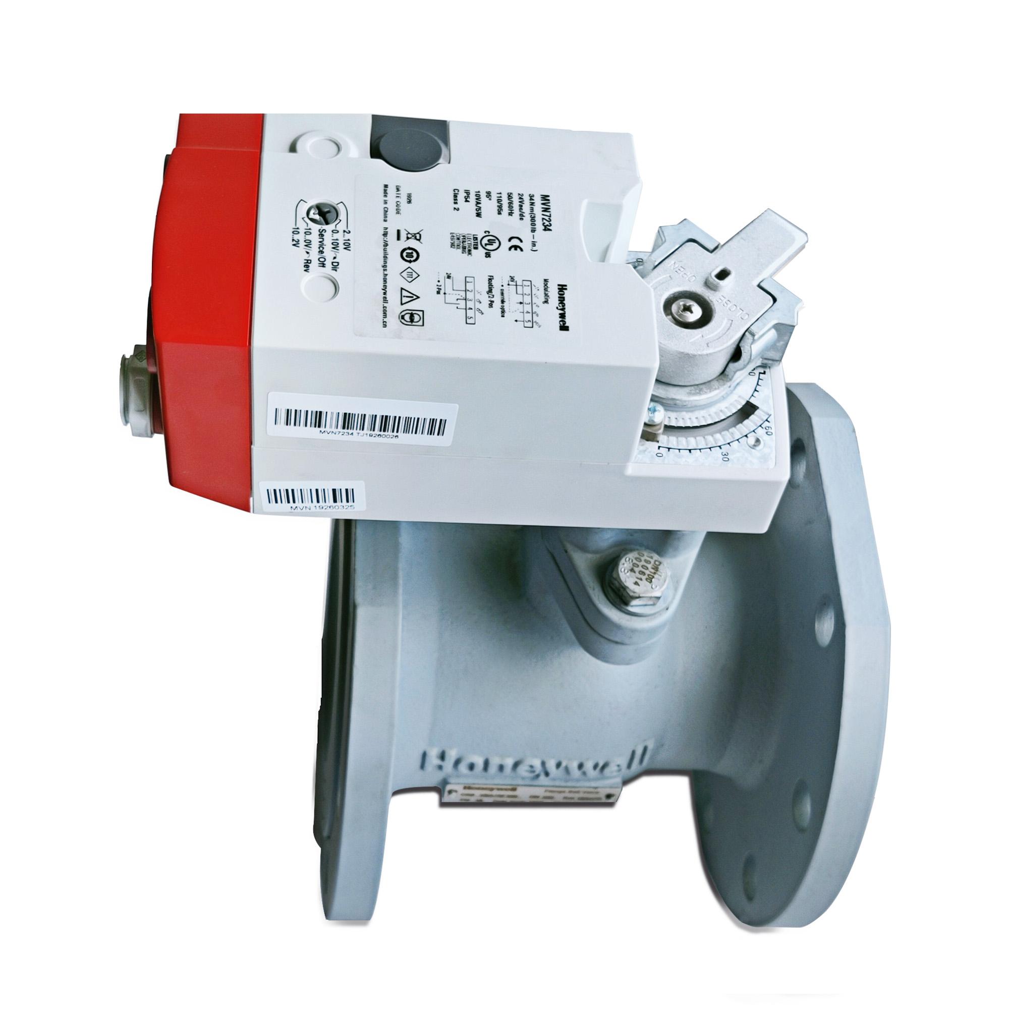 VBA216-065P VBA216-080P HONEYWELL电动二通球阀