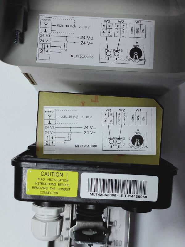 ml7420a等相关产品的介绍说明书安装调试使用实物图接线图