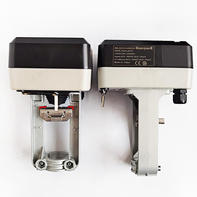 霍尼韦尔电动阀门执行器ML8824A0620