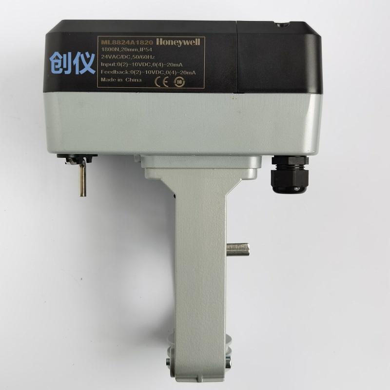 honeywell霍尼韦尔ML8824A1820及系列电动阀门执行器特点详解