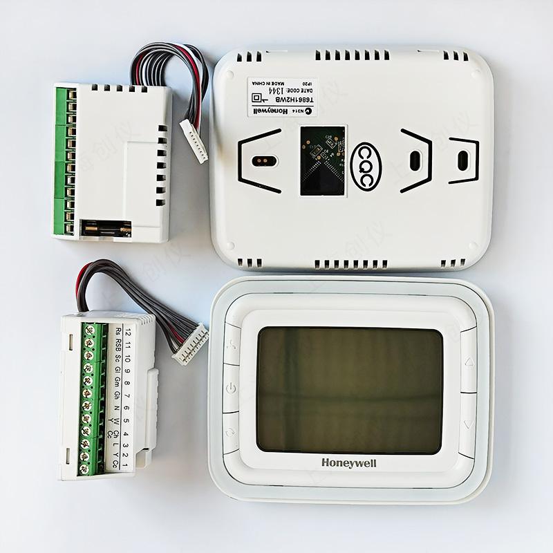 霍尼韦尔大屏幕液晶温控器T6861H2WB