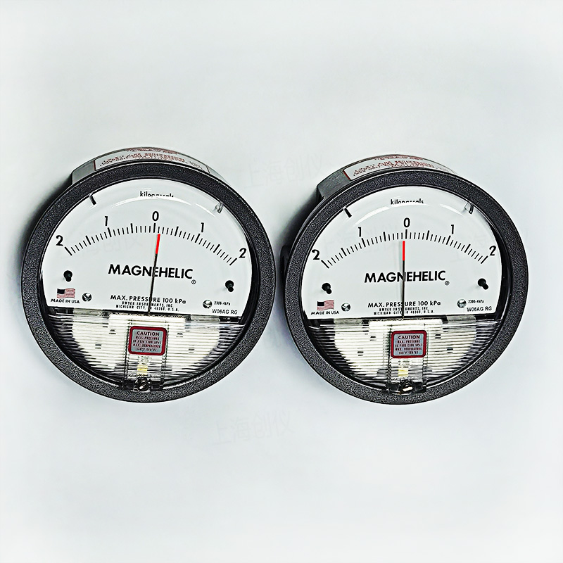 DWYER正负2kpa压差表主要用于袋式除尘,实验设备等