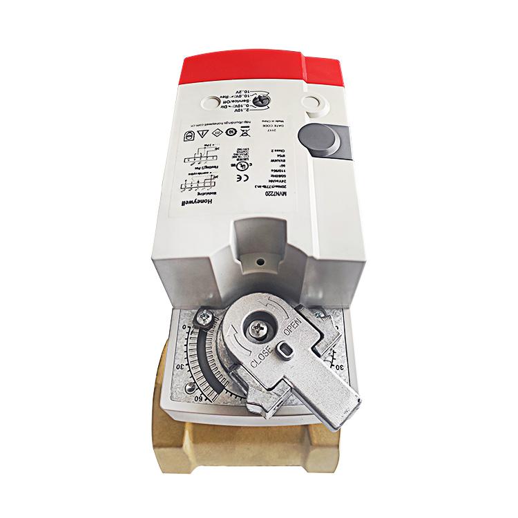 MVN7220+VBA16P-080球阀及阀门执行器