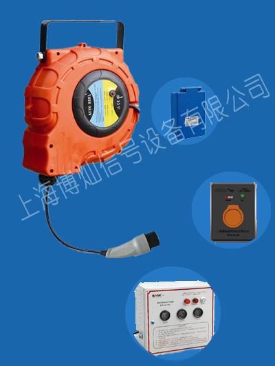 简易型-智能充电充气自动分离装置