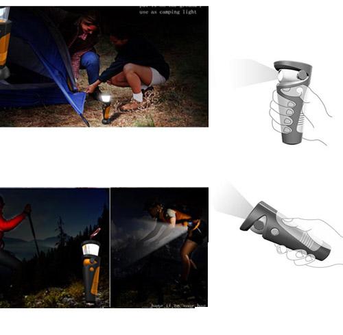 野营灯,手电筒