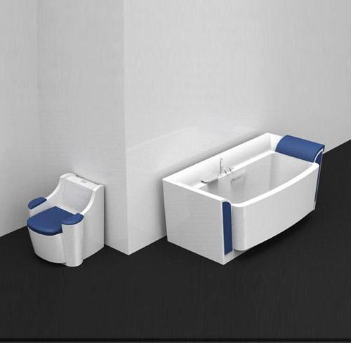 浴缸、马桶设计