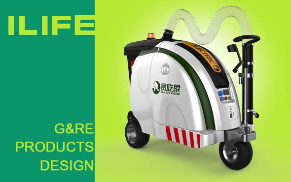 绿色节能产品设计,环保设备设计