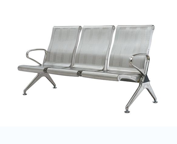 不銹鋼機場椅03