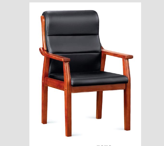 實木會議椅05