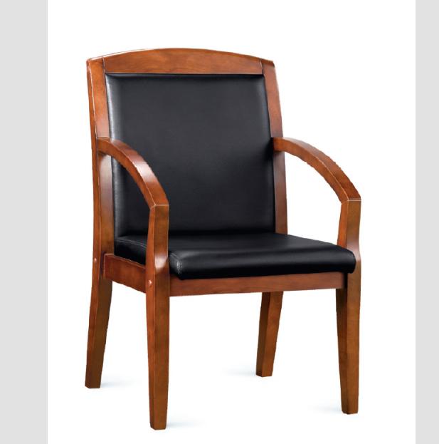 實木會議椅07