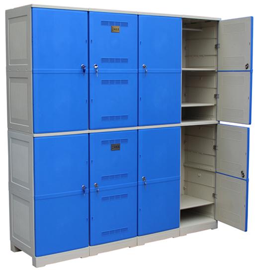 塑鋼更衣柜