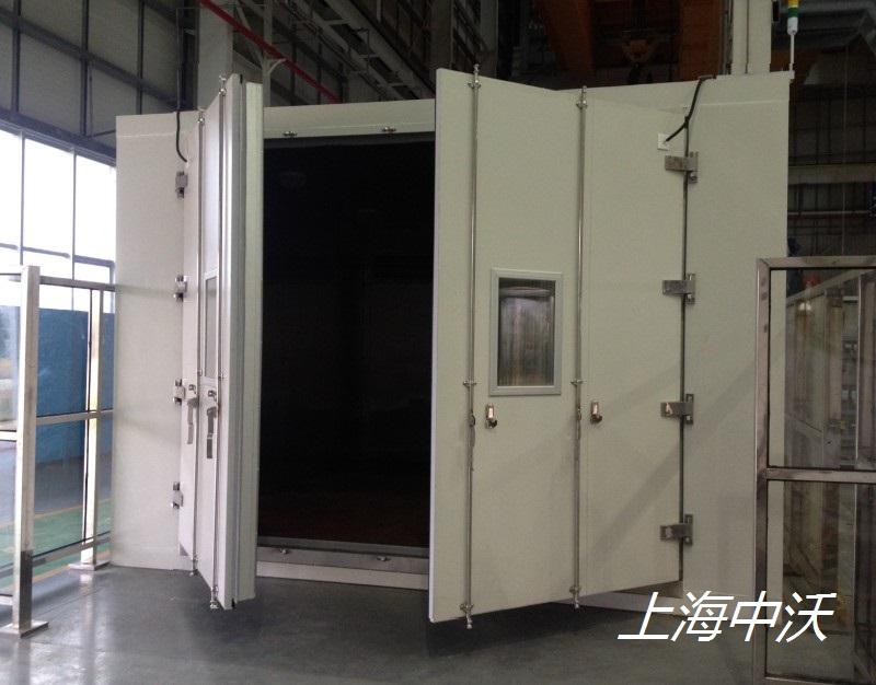 新能源逆变器高温老化房
