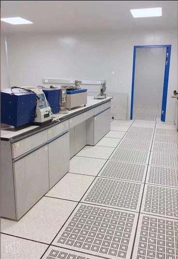 谱尼测试集团上海有限公司恒温恒湿实验室项目通过验收