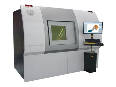 工�I微米CT v|tome|x m
