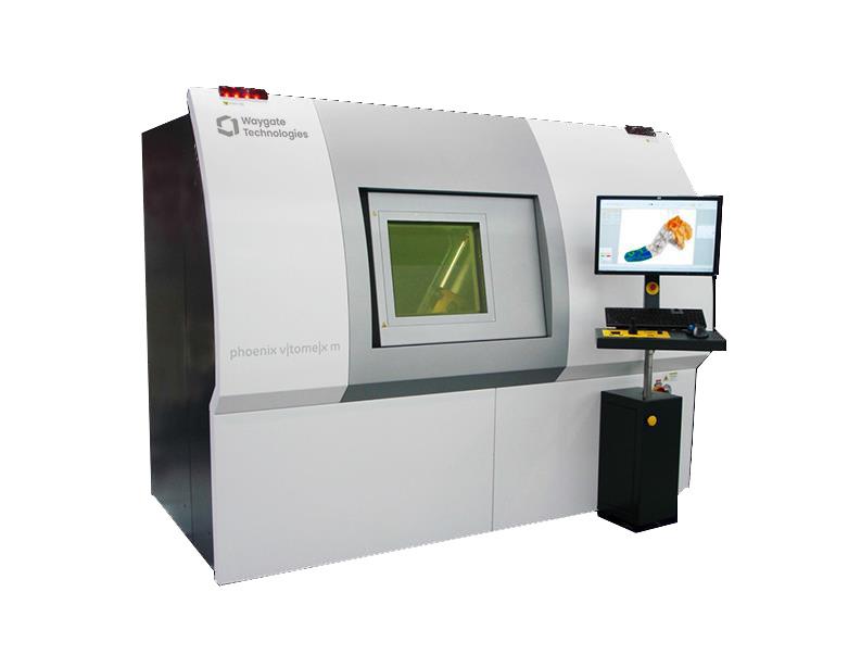 工业微米CT v|tome|x m