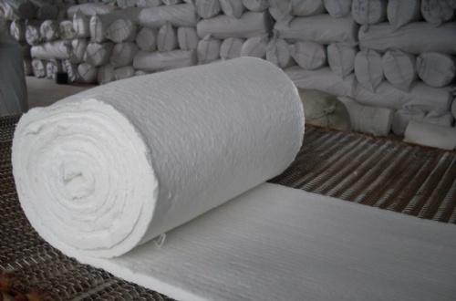 硅酸铝毯保温板