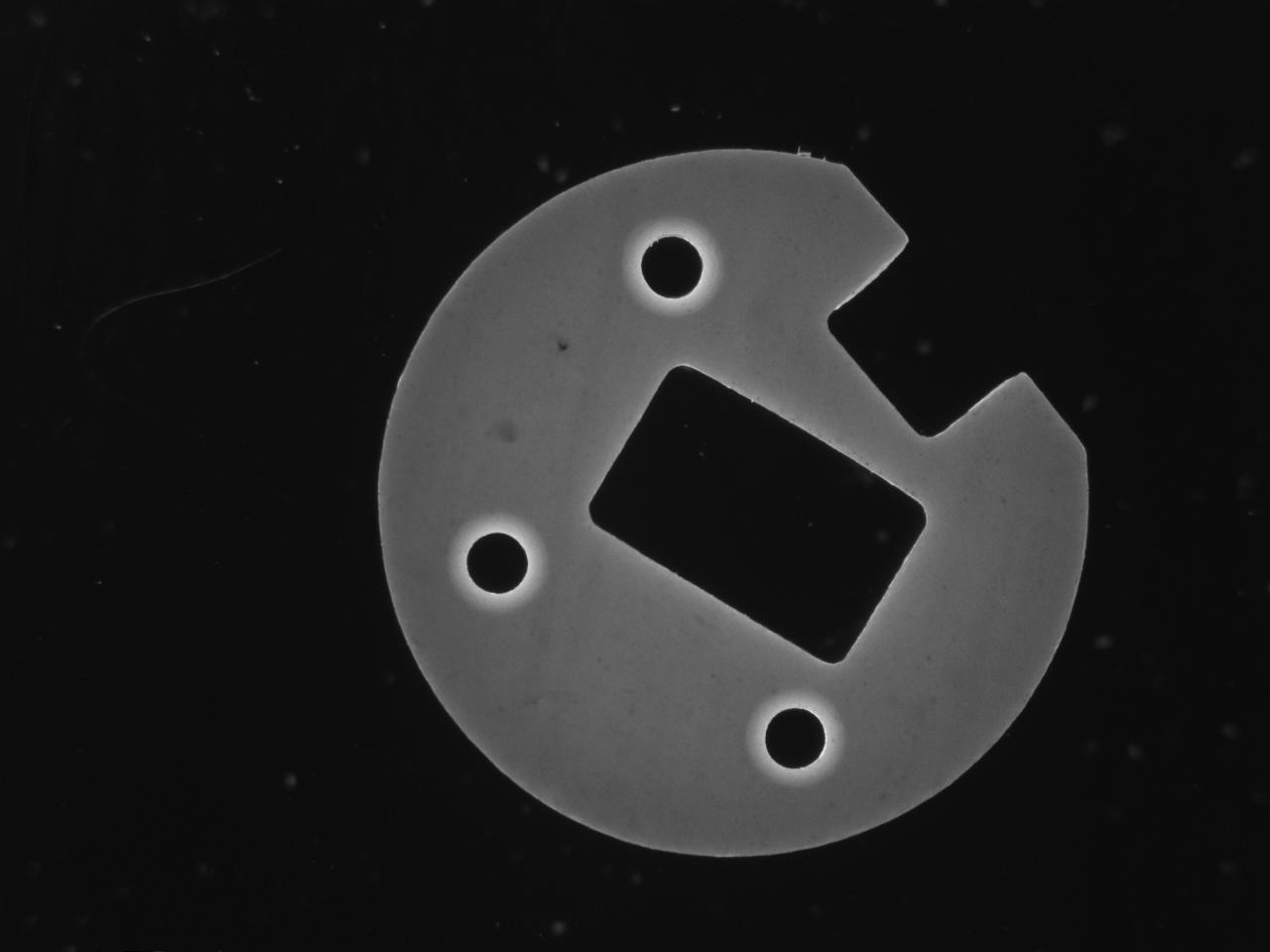 電子陶瓷片精密篩選機