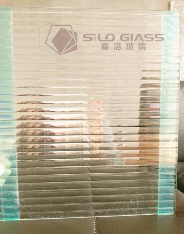 长虹压花玻璃