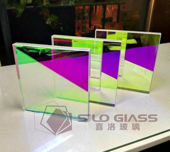 炫彩夹层玻璃