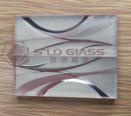 花纹夹胶玻璃