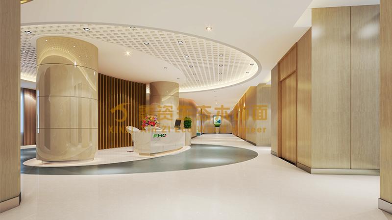 上海高端医疗美容医院木饰面