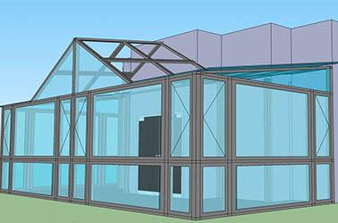 如何选购铝合金门窗材质