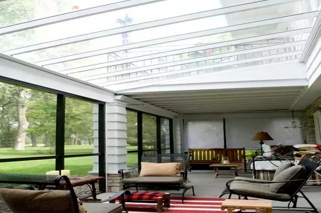 上海阳光房,雾霾也可以享受大自然