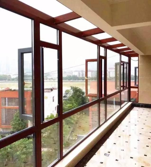 上海断桥铝合金门窗封阳台多少钱一平米,你了解吗?