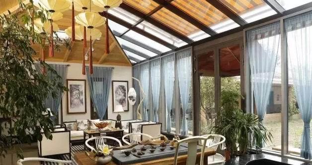 上海露台阳光房造价预算以及露台阳房哪种设计比较好