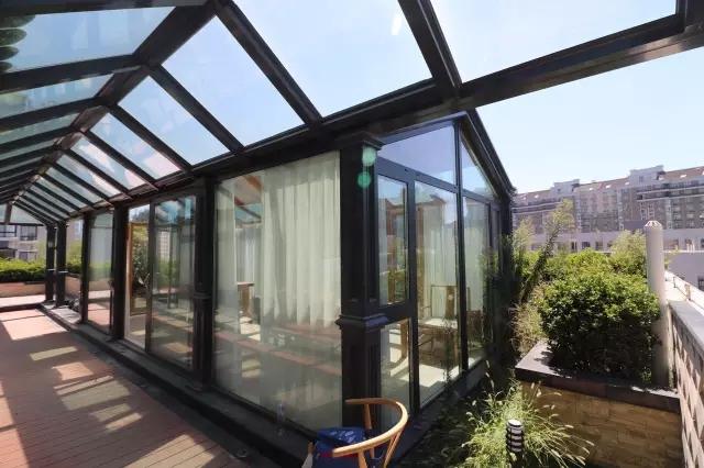 阳光房搭建时铝合金门窗安装要注意哪些事项?
