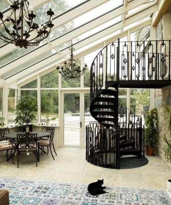 阳光房设计公司,阳光房的实现功能与设计思路